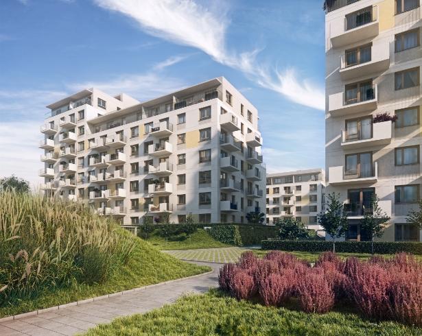 Ekologiczne osiedle Warszawa - Park Skandynawia