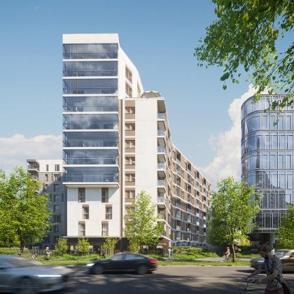 Uznane osiedle Warszawa - Hom House