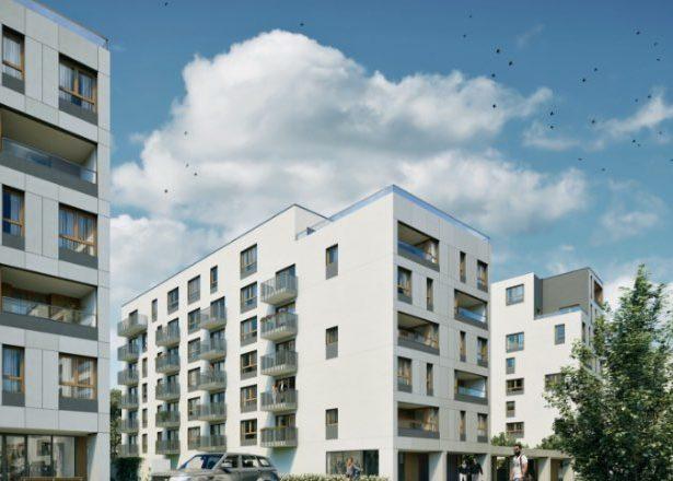 Funkcjonalne osiedle Warszawa - Holm House