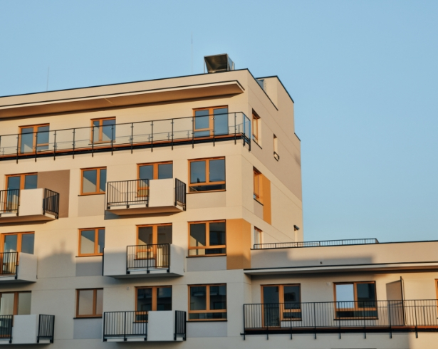 Dogodne mieszkania w Warszawie - Park Skandynawia