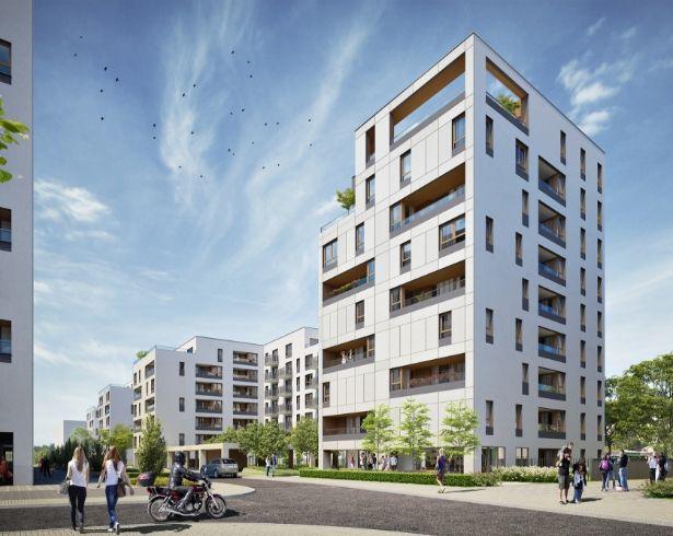 Mieszkania deweloperskie Warszawa - Holm House