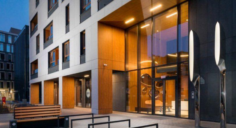Holm House - nowoczesne mieszkania w Warszawie