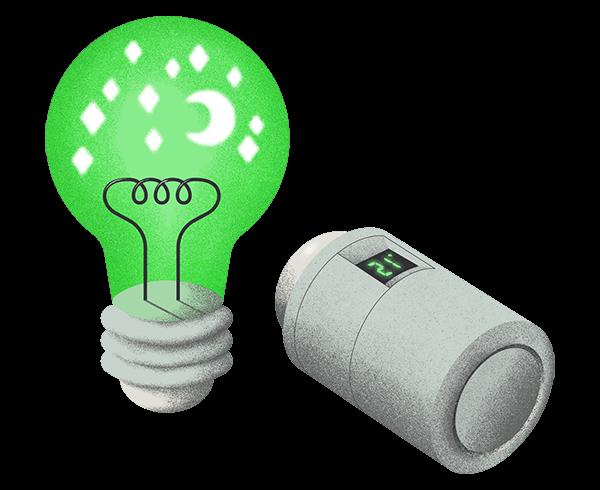 Ilustracja energii