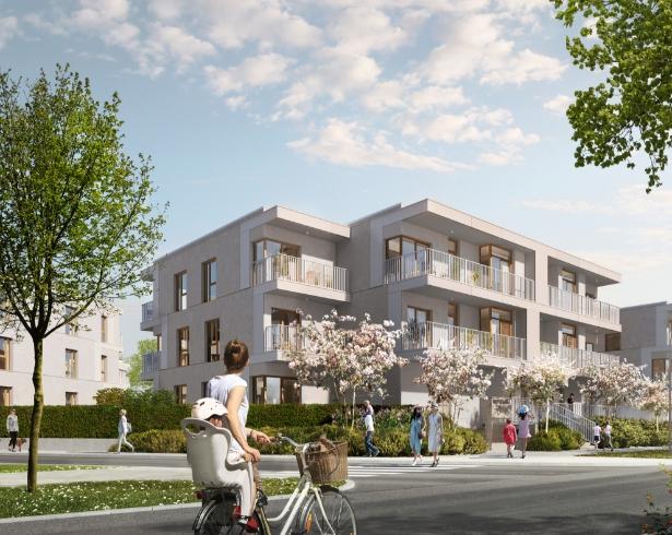 Jaśminowy Mokotów - nowe mieszkania w centrum Mokotowa