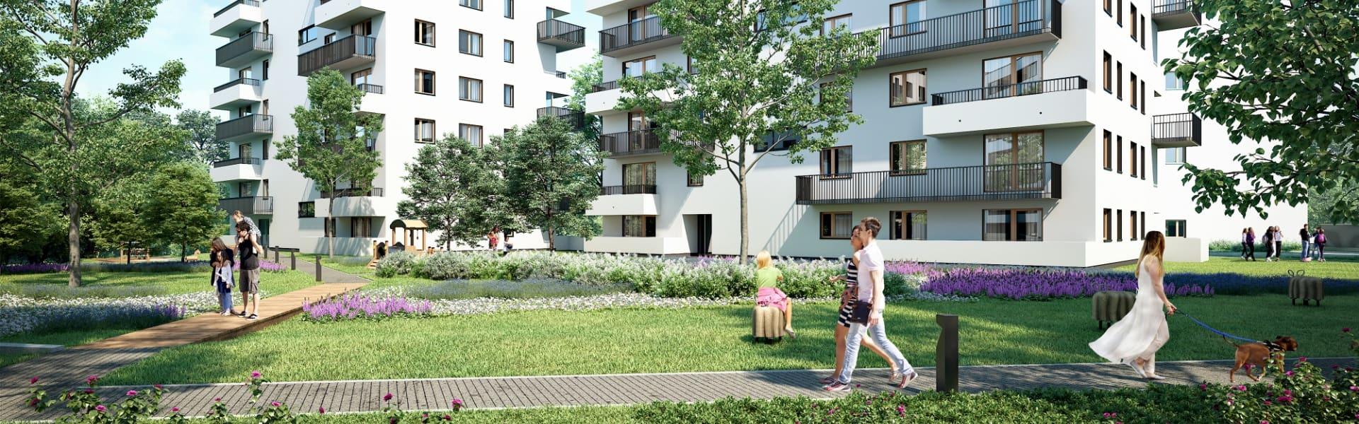 Osiedle Mickiewicza - aktywizujące osiedle w Warszawie