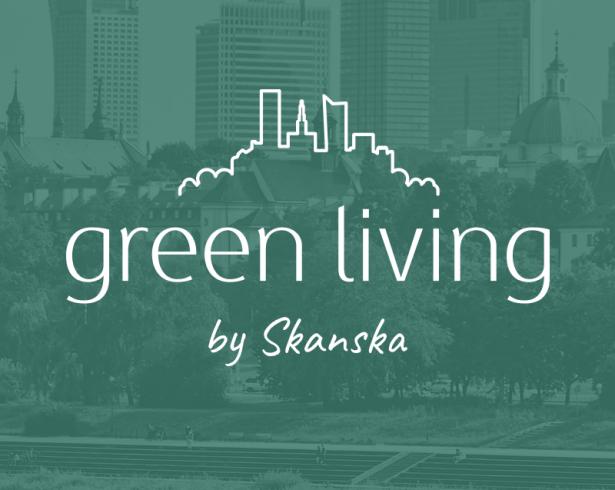 Logo Green Living