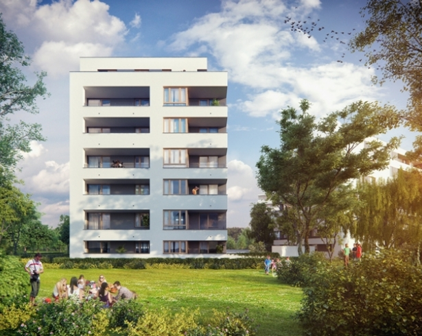 Bezpieczne dla środowiska osiedle w Warszawie - Osiedle Mickiewicza
