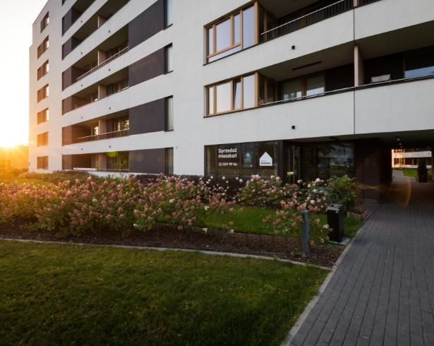 Dogodne osiedle Warszawa - Osiedle Mickiewicza