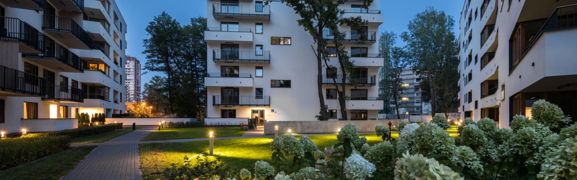 Osiedle Mickiewicza - spokojne osiedle w Warszawie