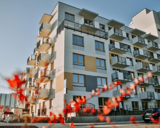 Przestronne mieszkania w Warszawie - Park Skandynawia