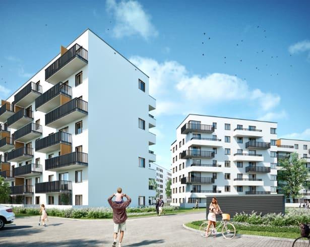 Korzystne mieszkania w Warszawie - Osiedle Mickiewicza